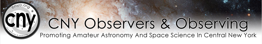 CNY Observers & Observing