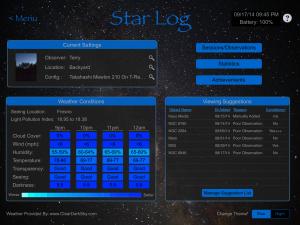 2015april1_StarLogMainMenu