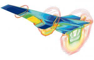 x-43a_hyper_-_x_mach_7_computational_fluid_dynamic_cfd