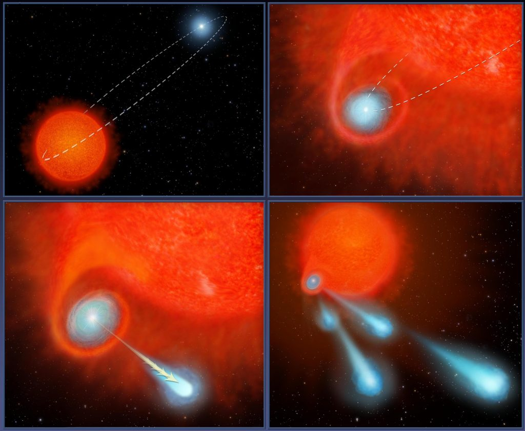 Nasa space place dimming stars erupting plasma and for Space v place